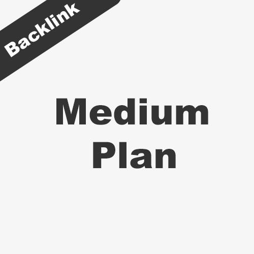 backlink medium